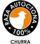 Logo churra raza autoctona