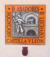 Logo asociación de asadores de lechazo de castilla y leon